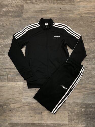 Adidas Track Suit Black Small