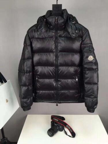 Warm 90/% Duck Down Hooded Maya Thicken Mens Jacket Coat Puffer Parka