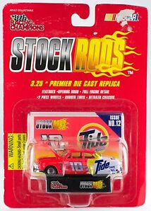 Racing Champions Stock Rods Issue # 17 #6 Valvoline Mark Martin w/ Card and Stand - 00095949067009