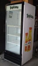 beverageair mt 12 commercial glass door beersoda cooler merchandiser - Beer Merchandiser