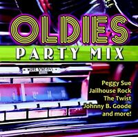 Oldies Party Mix (cd, 2011)