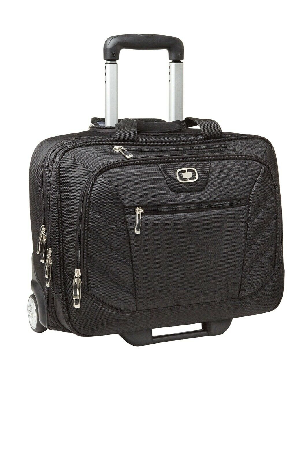 Ogio Lucin Wheeled Briefcase 417018 Carry On Travel Computer Bag