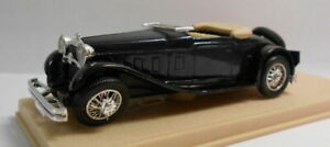 Eligor 1/43 Scale Diecast Model 1038 DELAGE D8 1934 CABRIOLET OVERT BLACK