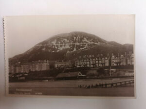 Penmaenmawr from The Sands R C Evans  - S82348