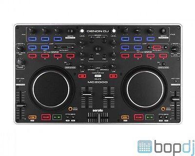 Denon DN MC2000 Professional Digital DJ Mixer & Controller MC 2000 Mk2 MC2000