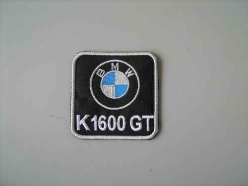 BMW K1600GT PATCH TOPPA RICAMATA TERMOADESIVA CM.5,5X5,5