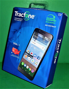 Details about BRAND NEW! Tracfone TCL LX 4G LTE Prepaid Smartphone (CDMA-V)