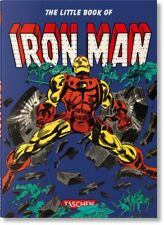 The Little Book of Iron Man by Roy Thomas (2018, Paperback)