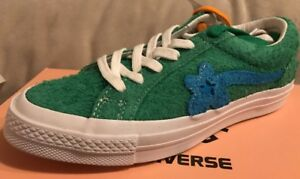 c99389189eca NEW Converse One Star Golf OX Jolly Green Size 4 Women s 6 Le Fleur ...