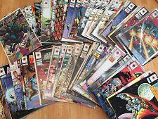 Valiant HUGE lot of 140 issues X-O Rai Magnus Solar Harbinger Bloodshot