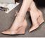 Womens-European-Style-Casual-Rivet-Spike-Platform-Wedge-Heel-Pointy-Toe-Shoes-Sz