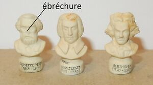 Lote-3PERSONNAGES-Musicos-Compositores-Liszt-Verdi-Beethoven-Haba-Porcelana-3D