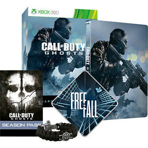 Call of duty: ghosts hardened edition (xbox one) sonasonic.