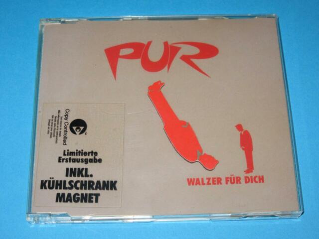 PUR / Walzer für dich - Maxi CD, MCD inkl. Kühlschrank-Magnet