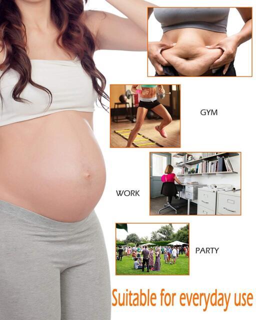 Bauchabnehmen G/ürtel Postpartum Gewichtsverlust Body Shaper Bauch Fettverbrennung Taille Training 6 Gr/ö/ße universal f/ür Mann Frauen S