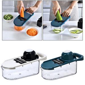 Tragbare Gemüse Chopper Kartoffel Zwiebel Karotten Slicer Cutter Dicer Reibe