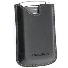 BlackBerry Curve 8300 8310 8320 8330 Protective Leather Pocket Original RIM