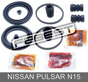 Front-Brake-Caliper-Repair-Kit-For-Nissan-Pulsar-N15-1995-2000
