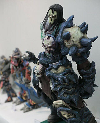 "Darksiders Horseman of Apocalypse Death 30""=75cm tall Paper Model Kit"