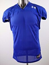 NEW Under Armour Heatgear Loose/Coupe Youth's Football Jersey Size YLG