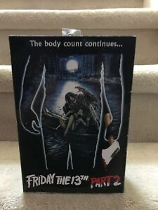 NECA-Friday-the-13th-7-Scale-Action-Figure-Ultimate-Part-2-Jason