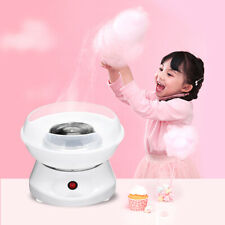 Mini Cotton Candy Maker Commercial Electric Machine Kids Party Sugar White Floss