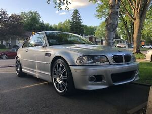 2002 BMW M3 Cuir