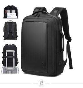 BANGE-Men-15-6-inch-Laptop-Backpack-Expandable-Travel-Bag-Waterproof-Anti-theft