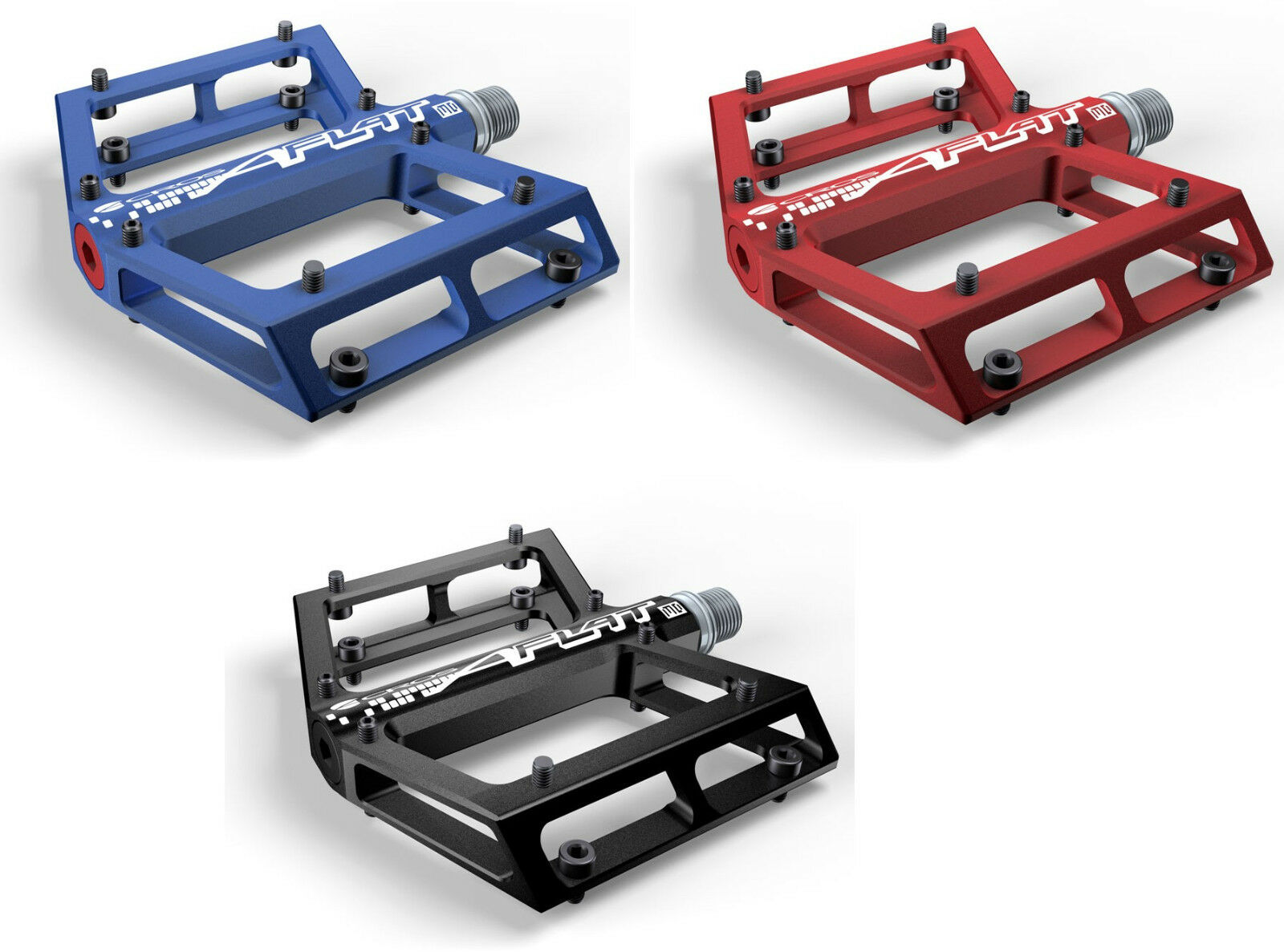 Plattform Pedale Acros A-Flat MD in diversen Farben
