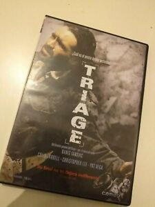 Dvd-TRIAGE-CON-COLIN-FARRELL