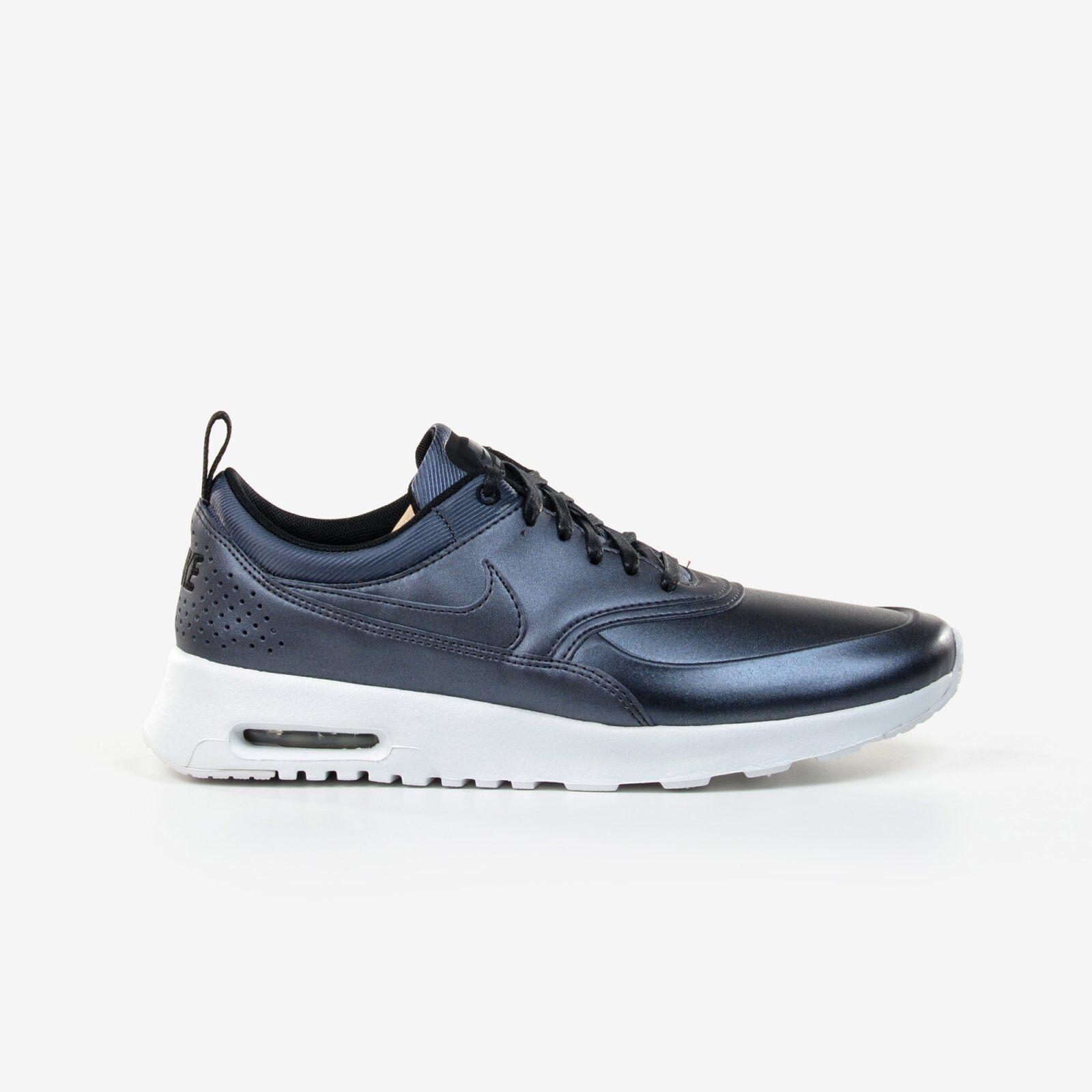 47ab71736f Nike Wmns Air Max Thea SE Metallic Hematite 2017 Dark Grey Running DS  861674-002 nodxlb2311-Athletic Shoes