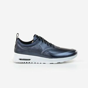 Nike Wmns Air Max Thea SE Metallic Hematite 2017 Dark Grey Running DS 861674-002