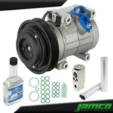 New AC Compressor Kit A/C for 03-07 Honda Accord - 2 Door 6 Cylinder 3.0L Only