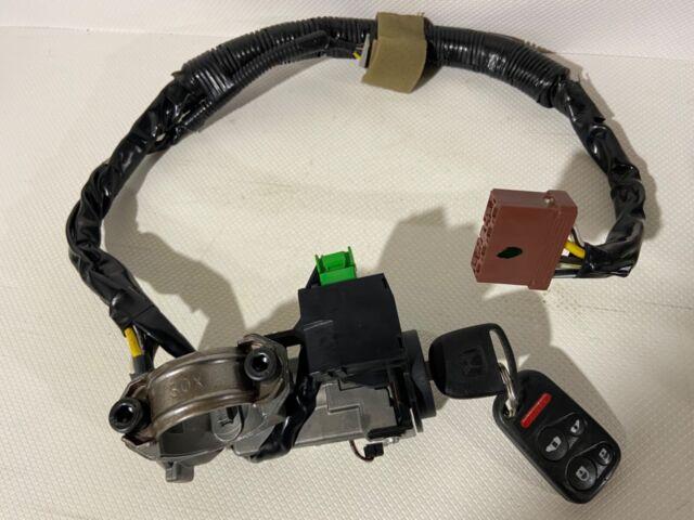 2003-2004 Honda Odyssey Ignition Lock Switch With Key OEM ...