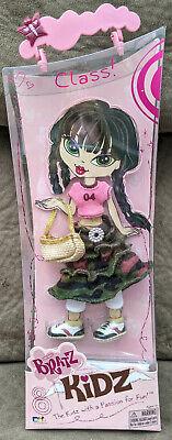 Girlz Girl Bratz Kidz Kid Sweet Style Sasha Fashion Pack Jacket Dress Shoes