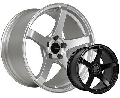 "ENKEI KOJIN 17x9"" TUNING SERIES Wheel Wheels 5x100/114.3 ET35/45"