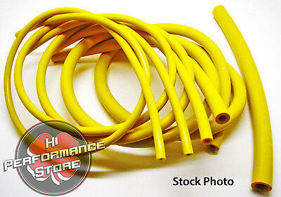 Silicone Vacuum Hose Kit 79-94 Ford Mustang 5.0 Silver Minimal