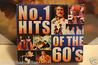 The Hits of the 60`s von Various 3 CD-Box 9002986117322 Gebraucht sehr Gut