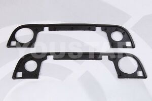 Us Stock X2 Door Handle Gasket Rubber Seals Bmw E32 E34