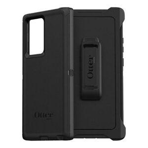 Samsung Galaxy Note 20 Ultra 5g OTTERBOX Defender Screenless Rugged Case - Black