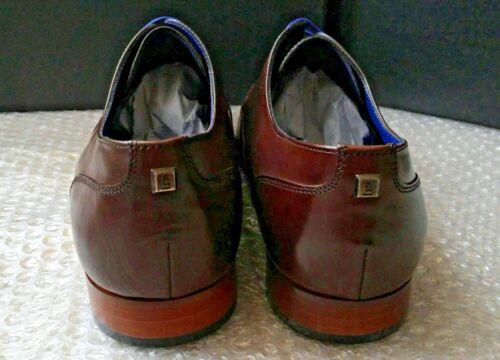 """Azzaro Paris /""""Deligo/"""" men/'s shoes size 44 Made in Italy"""