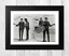 The-Beatles-4-A4-signed-photograph-poster-with-choice-of-frame thumbnail 2