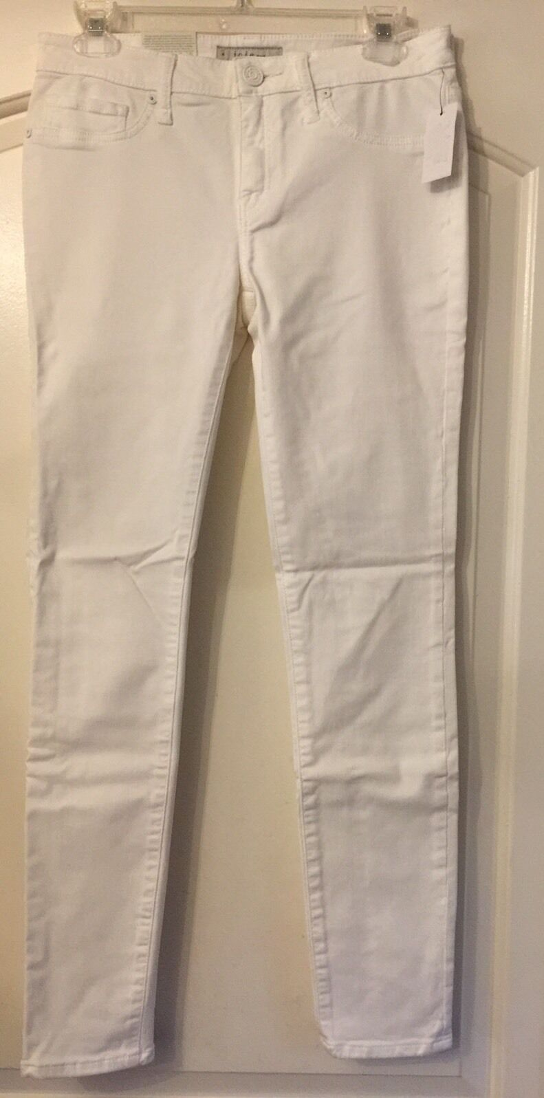 NWT Joie Jegging, Mid-rise , White, Size 27