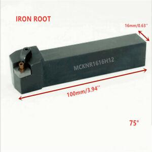 1P MCKNR1616H12 CNC Lathe External Turning Tool Holder For CN**1204** insert