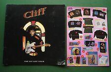 Cliff Richard The Hit List Tour 1994 Programme