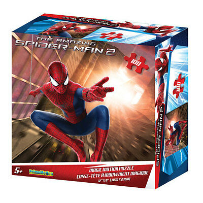 Marvel Comics The Amazing Spider-Man Kids New Cardinal 100 Piece Jigsaw Puzzle
