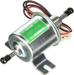 12V Universal Benzinpumpe Elektrische Baumaschine Kraftstoffpumpe Diesel