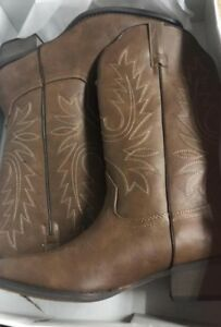 70ae6a05e Country Love Boots Round Toe Women's Cowboy Boots W1001-1002 (8.5 ...
