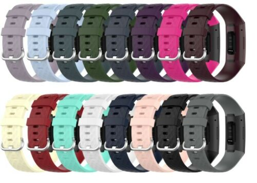 Replacement Wristband Silicone Strap for Fitbit Charge 4 Spare Bracelet Band
