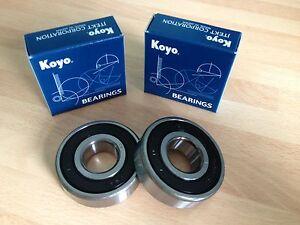 KAWASAKI Z650 B1-3/C1-3/D1-3<wbr/>/F1-4 77-85 KOYO FRONT WHEEL BEARINGS OEM QUALITY